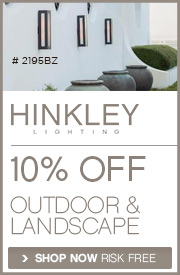 Hinkley Lighting | 10% off Outdoor & Landscape