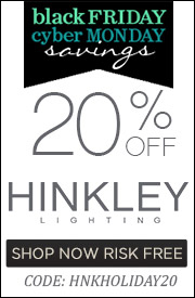 Hinkley l 20% off the Entire Line