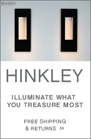 Hinkley Lighting | Illuminate What You Treasure Most | Free Shipping & Free Returns