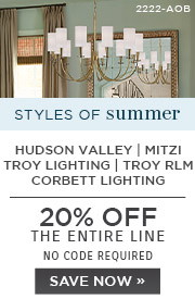 Styles of Summer | Hudson Valley Group | 20% Off the Entire Line | No Code Required | SAVE NOW
