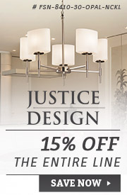 Justice Design | 15% Off the Entire Line