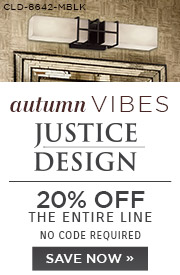 Autumn Vibes | Justice Design | 20% Off the Entire Line | No Code Required | Save Now