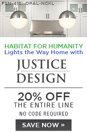 Habitat for Humanity | Justice Design | 20% Off the Entire Line | No Code Required | Save Now