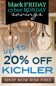 KICHLER l UP TO 20% off the Entire Line