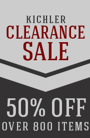 50% off over 800 KICHLER items!