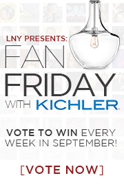 LNY PRESENTS: FAN FRIDAY with KICHLER!