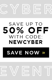 Cyber Event | Save up to 50% Off with code: NEWCYBER | Save Now