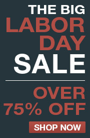SHOP the BIG Labor Day SALE!