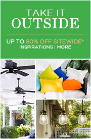 Take It Outside | Up To 80% OFF Sitewide* | Inspirations | More