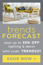 Trends Forecast | Be Proud of the Space You Create | Save up to 35% Off with code: TRENDS21 | Save Now