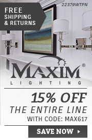 Maxim | 15% Off the Entire Line
