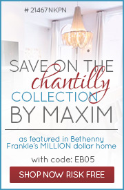MAXIM | Save on the Chantilly Collection