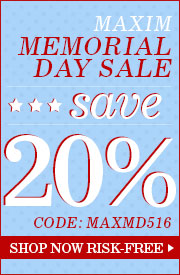 Maxim Lighting | Memorial Day Sale | 12% Off Entire Line