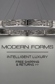 Modern Forms | Intelligent Luxury | Free Shipping & Returns