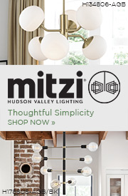Mitzi by Hudson Valley Lighting | Thoughtful Simplicity | Shop Now