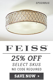 Feiss | 25% OFF Select Skus