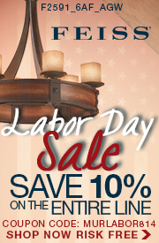 LABOR DAY SALE EVENT: Save 10% On The Entire FEISS Line!