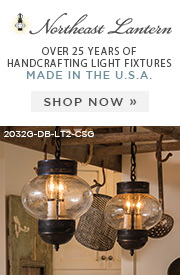 Northeast Lantern | Over 25 Years of Handcrafting Lighting Fixtures Made in the USA | Save Now