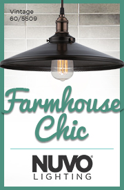 Shop Nuvo's Farmhouse Chic collection!