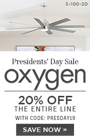 Presidents' Day Sale | Oxygen | 20% OFF The Entire Line | with code: PRESDAY19 | Save Now