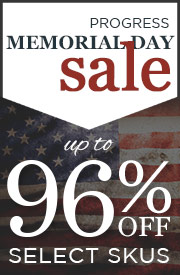 Up to 96% Off Select Skus!
