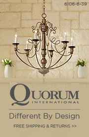 Quorum International | Different By Design | Free Shipping & Returns