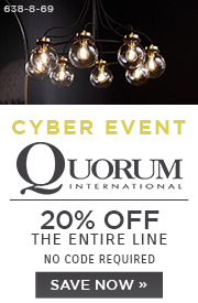 Cyber Event | Quorum | 20% Off the Entire Line | No Code Required | Save Now