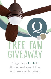 Quorum | Free Fan Giveaway | Sign-up HERE & be entered for a chance to win!