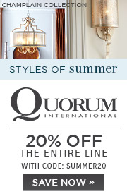 Styles of Summer | Quorum | 20% Off the Entire Line | With Code: SUMMER20 | Save Now