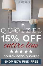 Quoizel Lighting | 15% OFF Entire Line
