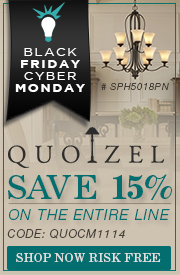 Save 15% on QUOIZEL!