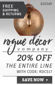 Rogue Decor Company | 20% Off the Entire Line