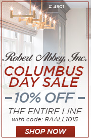 Robert Abbey Inc. | 10% off the ENTIRE line!