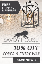 Savoy House | 10% Off Foyer & Entry Way