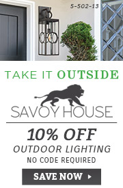Savoy House | 10% OFF Outdoor Lighting