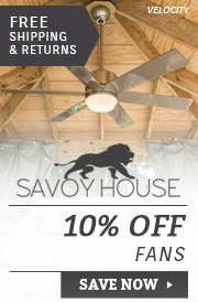 Savoy House | 10% Off Fans