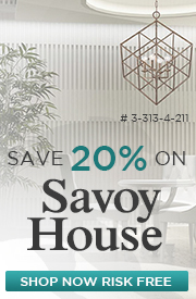 BLACK FRIDAY / CYBER MONDAY DEAL! Save 20% on SAVOY HOUSE!