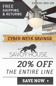 Savoy House Lighting | 20% Off Entire Line