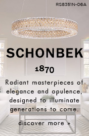 Schonbek | Radiant masterpieces of elegance and opulence, designed to illuminate generations to come | discover more