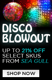 Up to 21% Off Select Skus from SEA GULL!