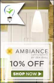 10% OFF Ambiance by Sea Gull!