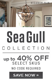 Sea Gull Collection | Up To 40% Off Select Skus | No Code Required | Save Now