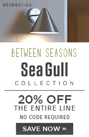 Hello Fall | Sea Gull Collection | 20% Off the Entire Line | No Code Required | Save Now