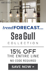 Trend Forecast | Sea Gull Collection | 15% Off the Entire Line | No Code Required | Save Now