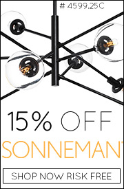 Sonneman | 15% off the ENTIRE line!
