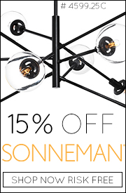 15% OFF SONNEMAN!