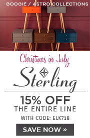 Sterling | Light The Way Home | 15% OFF The Entire Line | with code: ELK718