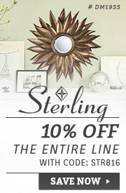 Sterling | 10% Off the Entire Line