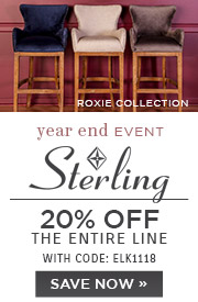 Sterling | 20% OFF The Entire Line with code: ELK1118