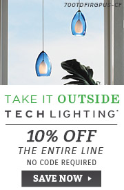 Tech Lighting | 10% OFF The Entire Line